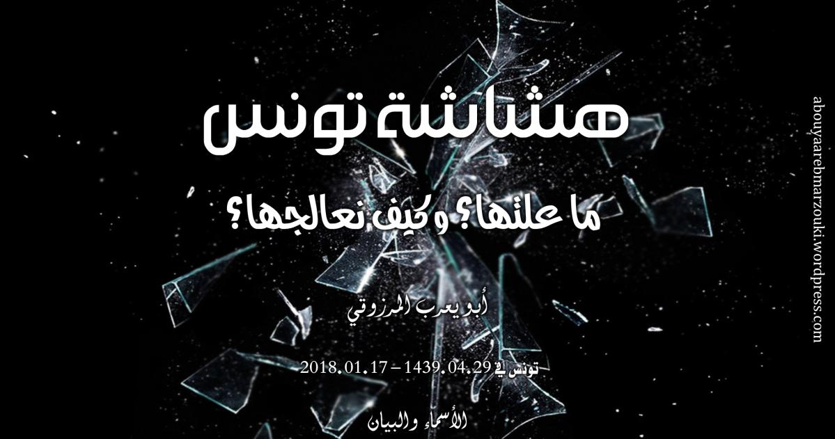 هشاشة تونس، ما علتها؟ وكيف نعالجها؟ - الفصل الأول - أبو يعرب المرزوقي